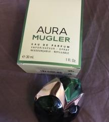 Aura Mugler+poklon Moschino toy bubble gum