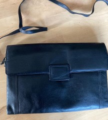 Vintage torba od prave kože