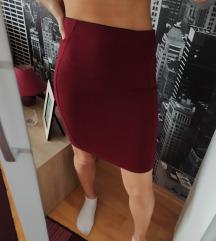 Stradivarius suknja/šos, 36