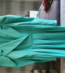 Haljina sa puf rukavima br. S-M