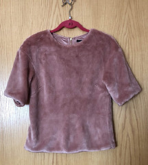 Velvet majica H&M