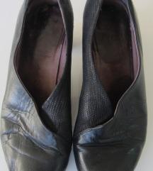 Wonders crne cipele