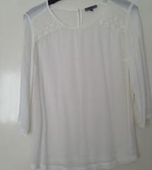 Bijela košulja tunika bluza 36, S