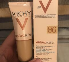 Vichy mineralblend 06 ocher, kratko koristen