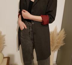 Duži vintage sako