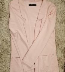 Nude rozi blazer