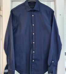 Zara tamnoplava muška košulja