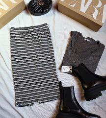 suknja i majica Zara na poklon