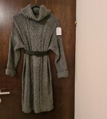 Pletena haljina S NOVA sa etiketom