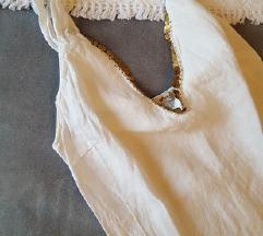 Akcija!! Montel lanena haljina vel.36