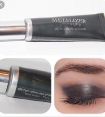 Dior Metalizer eyes & lips 498 Green Magnet