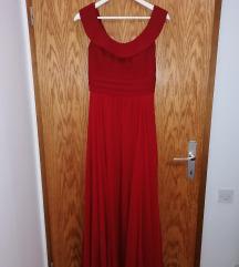 Duga maturalna svecana haljina