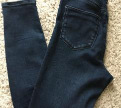 ASOS Ridley skinny jeans visoki struk vel 36
