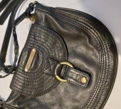 Kozna Pepe Jeans torbica - tisak ukljucen