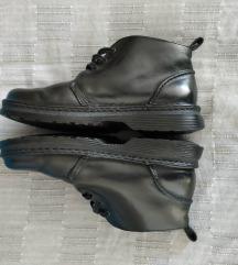 Cipele muške crne Dr. Martens duboke kožne 45