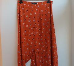 Suknja ljetna veličina L