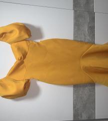 Asos žuta haljina