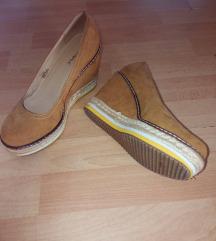 Catwalk cipele na punu petu