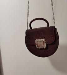 Lovely bag bordo torbica