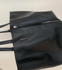 💥mekana casual torbica, crna boja 🖤