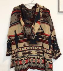 H&M sarena vesta / dzemper / pulover