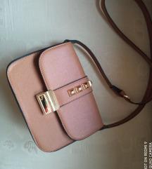 Nova torbica konjak-zlatno