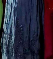 Duga pamučna haljina