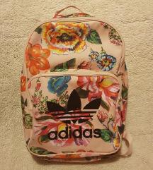 Adidas Original floral ruksak
