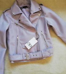 NOVA Zara kožna jakna