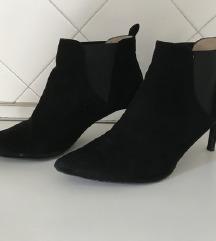 Gant crne čizme
