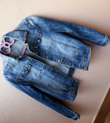 BENETtON traper denim jeans jakna