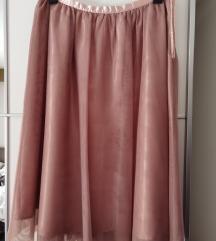 Suknja od tila Amisu 40
