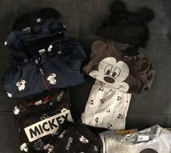 Lot Mickey 68 h&m