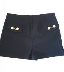 ASOS Kratke elastične hlače s ukrasnim džepovima