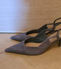 Cipele otvorene Zara br.40