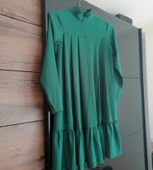 Asos haljina zelena S-M
