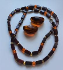 Ogrlica od poludragog kamenja