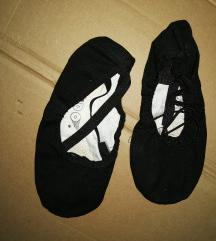 Papuče za balet i gimnastiku