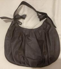 Smeđa ručna torba