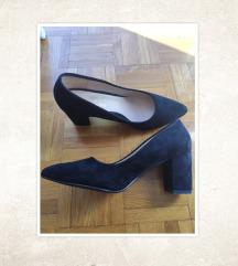 NOŠENO JEDNOM - Crne cipele - ROBERTO, vel. 40
