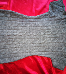 Nova topla tunika od merino vune S/36