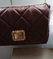 My Lovely bag bordo damska torbica