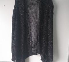 Sisley pletena rupicasta vesta