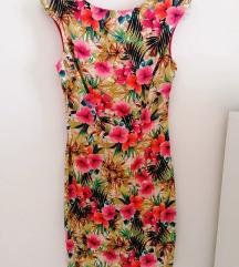 Zara cvjetna svečana haljina