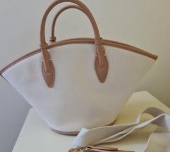 Zara basket torba