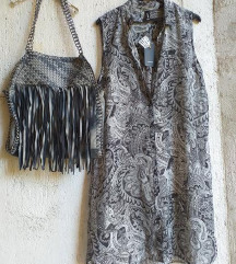 Soyaconcept  nova haljina/kosulja  + torba