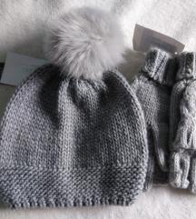 Lot nova kapa i rukavice