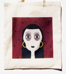 Platnena torba Laeticia
