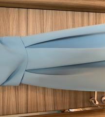 ASOS DESIGN baby plava svečana haljina