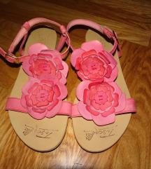 TOSCA BLU kožne sandale SNIŽENJE 100 KN!!!